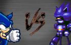 Sonic vs. Mecha Sonic