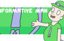 Informative Man