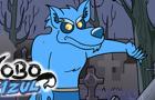 Lobo Azul - Halloween