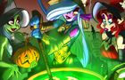 Jigsaw- Vixine Halloween