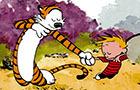 Calvin & Hobbes Dance