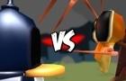 Halloween - Tux vs Bugs