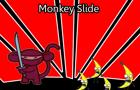 Monkey Ninja Slide