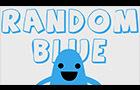 Random Blue