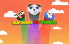 Cupcakes vs Veggies