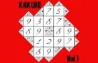 Kakuro - vol 1