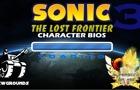 Sonic TLF#3 Caracter bios