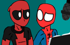 Spidey and Deadpool