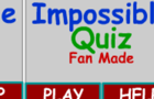 Impossible Quiz Fan Made