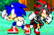 Sonic vs Shadow Part 2
