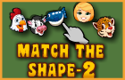 Match The Shapes - 2