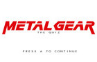 Metal Gear Quiz