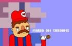 Mario on Shrooms