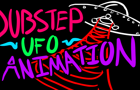 Dubstep UFO Animation