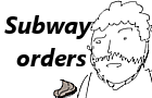 subway orders