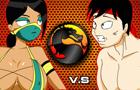 Jade vs Liun Kang Fatalit