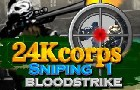 24Kcorps sniping 1 bloods