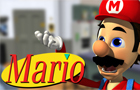 Mario Seinfeld by Esquirebob