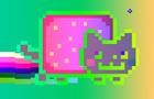 Nyan Cat Loves Dubstep