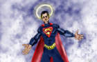 Superman is a holy man :P