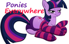 Ponys Ponys Everywere!