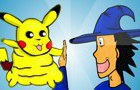 Pikachu and Ash Begin