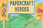 Papercraft Heroes