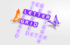 Play Letter Grid at CoolMathGames247.com!