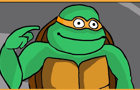 TMNT: It's just a mask!