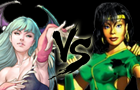 Morrigan vs Orchid