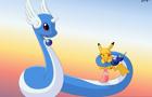 Pikachu F - Dragonair M