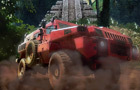 Monster Truck Jungle Chal