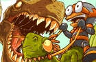 Play Crazy Raptor Rider at Flashmoose.com