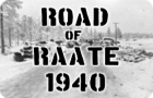 Road of Raate 1940