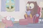 Meeka the Owl Animation T
