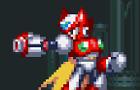 Megaman Project Zero Trai