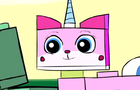 Unikitty Vs. Rule 34