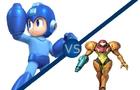 Mega Man Vs Samus Aran
