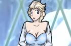 Elsa Frozen Speedpainting