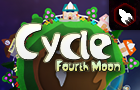 Cycle; Fourth Moon by 08jackt