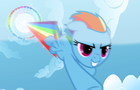 Rainbow Dash Flap