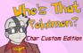 Who's That Pokemon: CCE