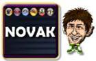 Novak Nole DressUp