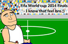 FIFA World Cup 2014 final