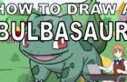 How To Draw A Bulbasaur
