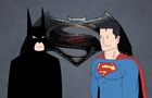 Batman V.Superman Trailer by cartoonbacon
