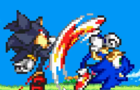 a sonic vs shadow
