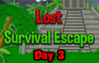 Lost Survival Escape 3