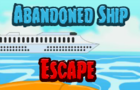 Abandoned Ship Escape