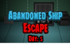 Abandoned Ship Escape 5 by selfdefiant